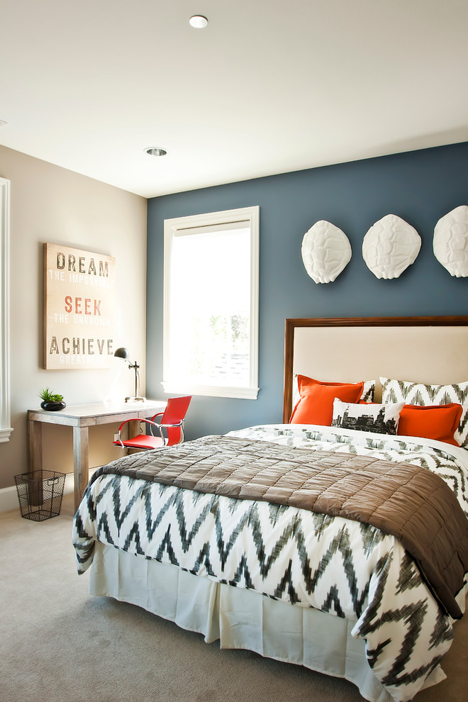 Article How To Create A Great Accent Wall By Jaymi Naciri Via Realty Times Bluehammer Bringing Color Into Your Space Doesn T Require You To Splash Paint Up Everywhere Sometimes Focusing On Just One Wall Can Have Even Greater Impact Or At Least Allow